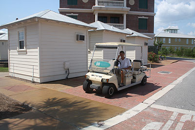 Village of South Walton Shuttle Service