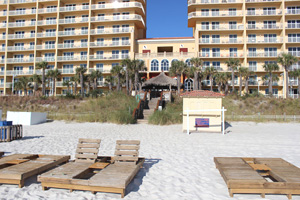 Calypso Beach Resort in Panama City Beach Florida