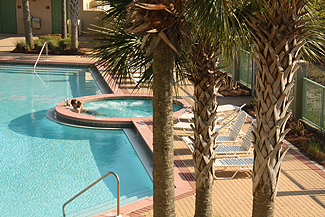 Sunny Dreams at the Inn at Seacrest between Aly Beach and Rosemary Beach Florida