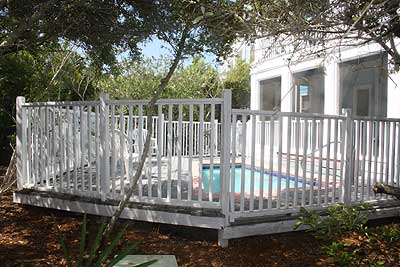 Private Pool at Point of View vacation rental