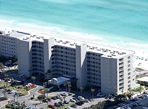 Sterling Sands Beachfront Resort - Destin Florida