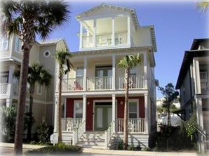 Seacrest Beach Florida Resort Vacation Als Summer Breeze House In North
