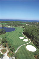 Sandestin Beach Resort Florida Golf Course